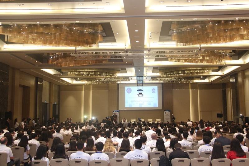 Magistrların I. Beynəlxalq Elmi Konfransı Keçirilir.