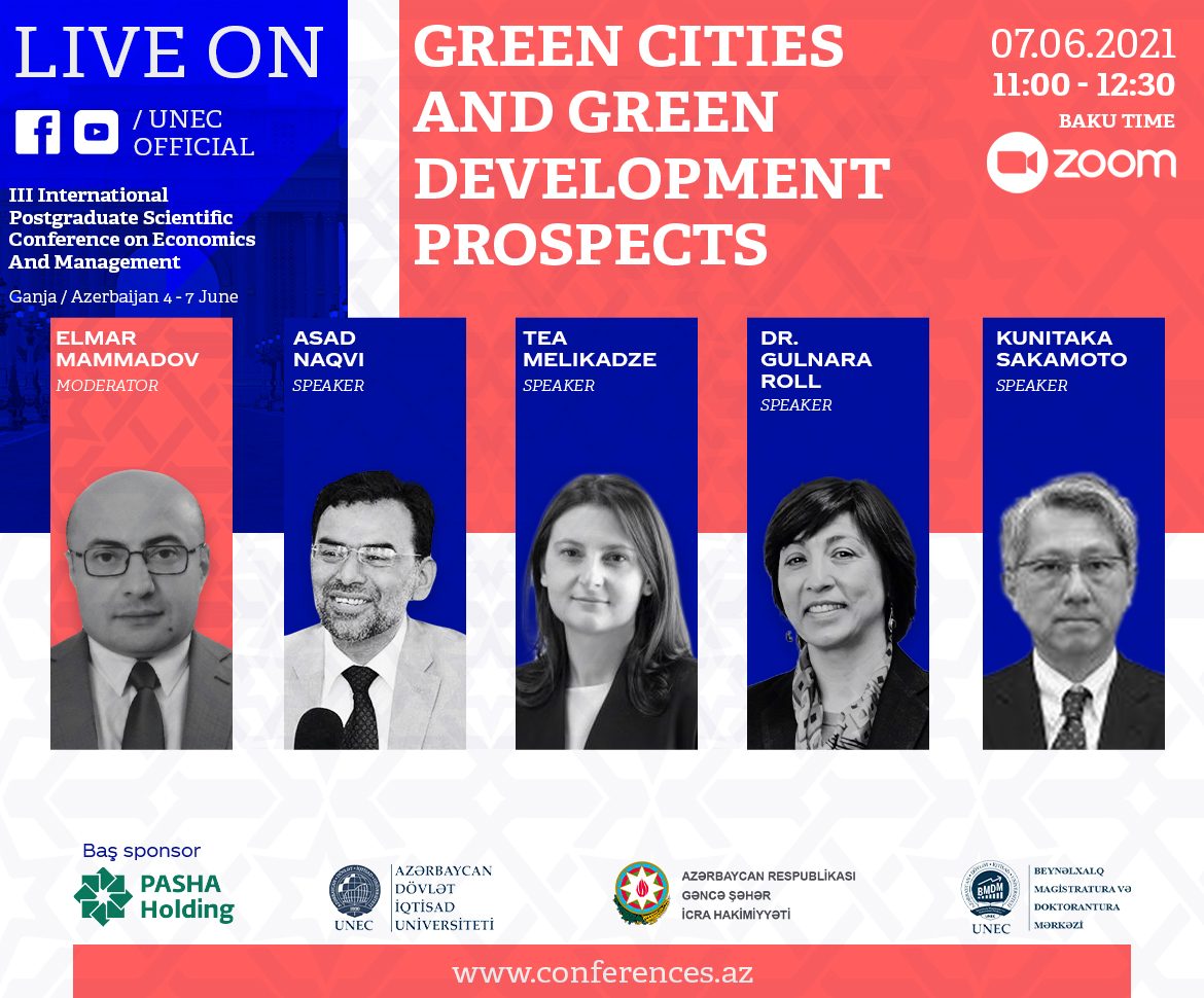GREEN CITIES AND GREEN DEVELOPMENT PROSPECTS